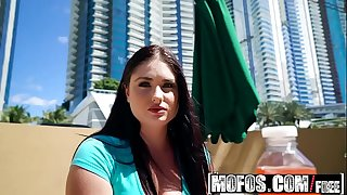 Mofos - public pick ups - breasty virginal copulates for specie starring lennox luxe and damon dice